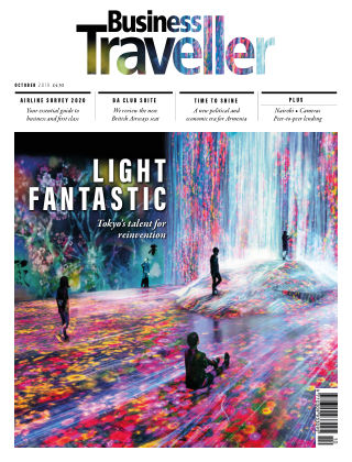 Business Traveller UK October 2019