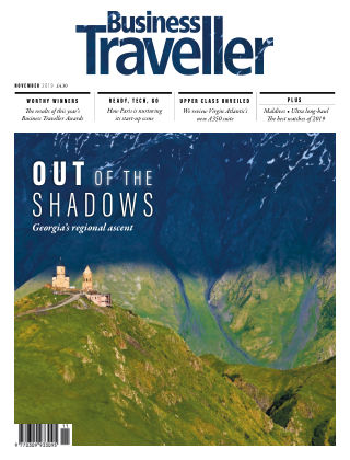 Business Traveller UK November 2019