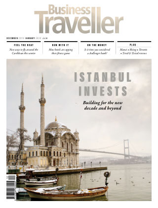 Business Traveller UK DecemberJanuary2019
