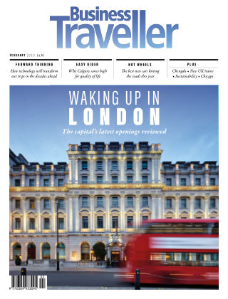 Business Traveller UK February2020