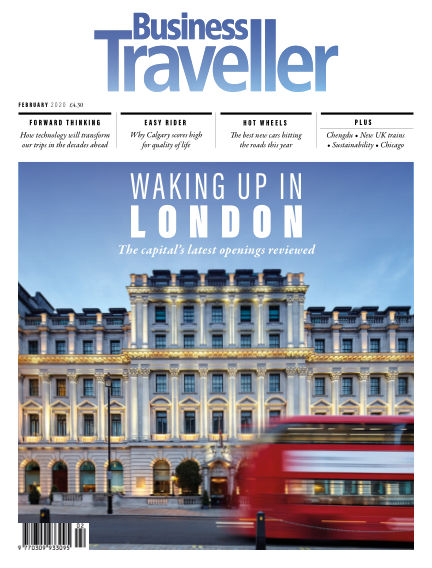 Business Traveller UK January 30, 2020 00:00