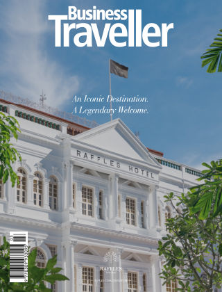 Business Traveller UK March 2020