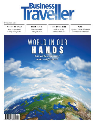 Business Traveller UK April2020