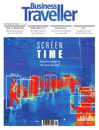 Business Traveller UK SeptemberOctober2020