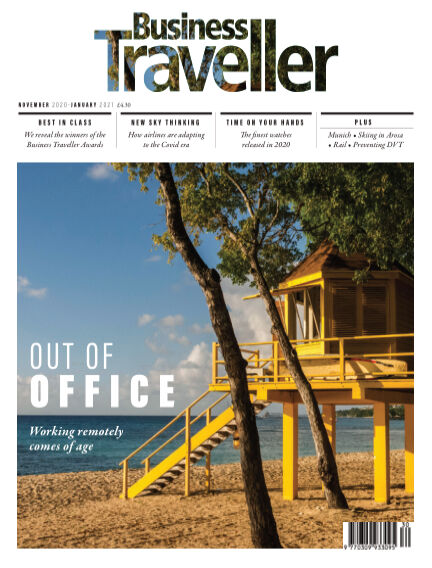 Business Traveller UK