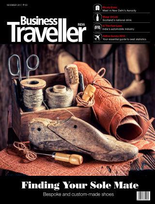 Business Traveller India November2017