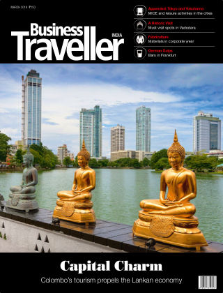 Business Traveller India March 2018