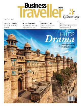 Business Traveller India April 2018