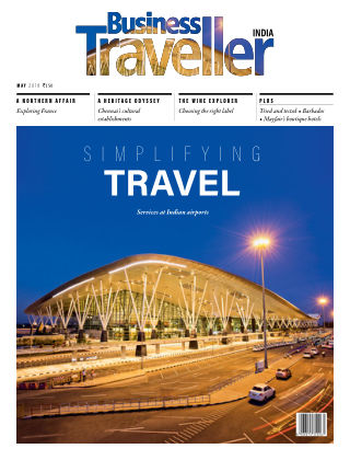 Business Traveller India May 2018