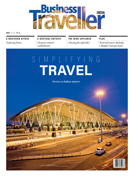 Business Traveller India May 03, 2018 00:00