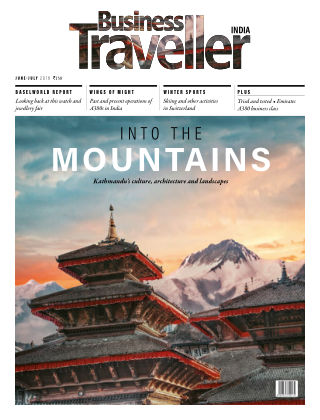 Business Traveller India June-July2018