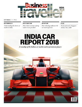 Business Traveller India September 2018