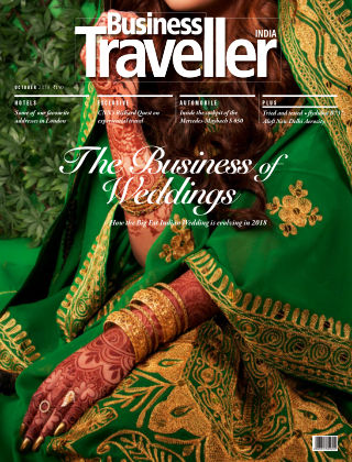 Business Traveller India October 2018