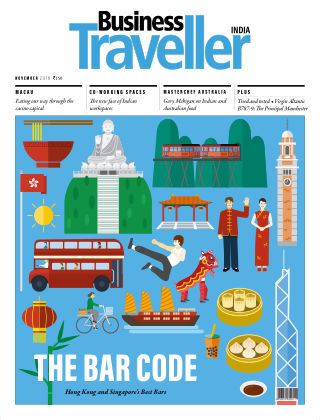 Business Traveller India November 2018