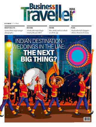 Business Traveller India December 2018
