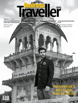 Business Traveller India January 2019