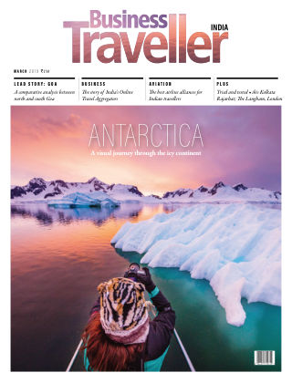 Business Traveller India March 2019