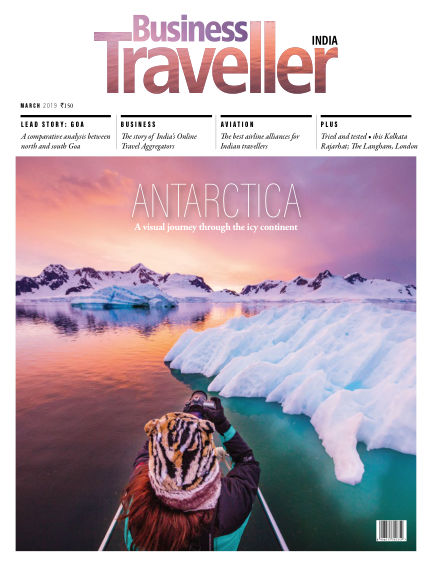 Business Traveller India March 01, 2019 00:00