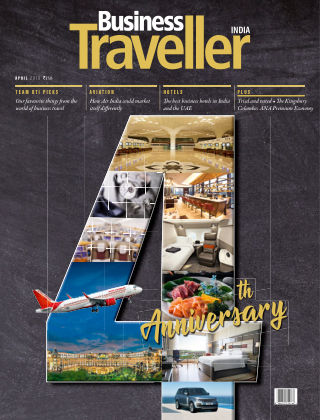 Business Traveller India April 2019