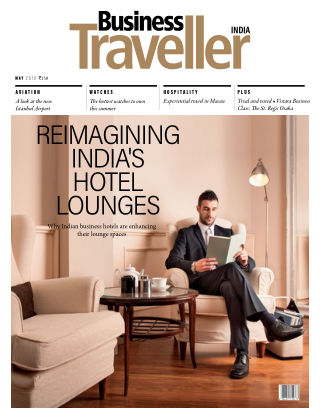 Business Traveller India May 2019