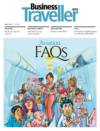 Business Traveller India Jun Jul 2019