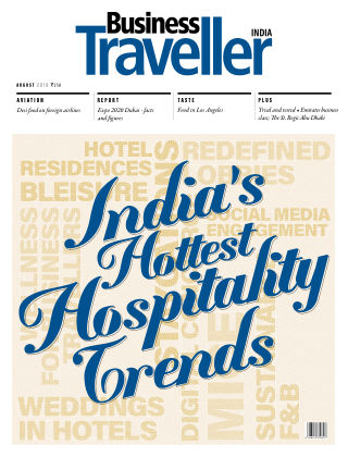 Business Traveller India August 2019