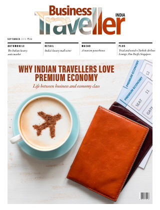 Business Traveller India September 2019