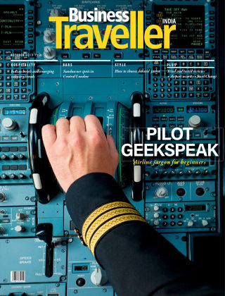 Business Traveller India October 2019