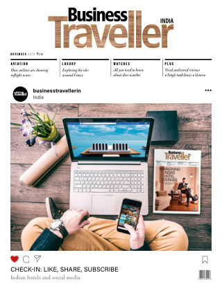 Business Traveller India November 2019
