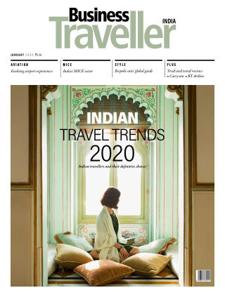 Business Traveller India January 2020