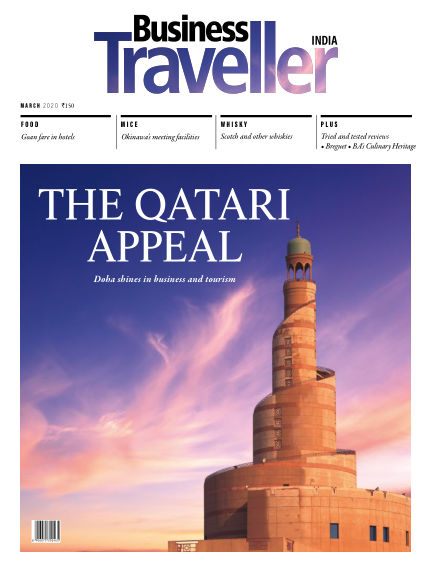 Business Traveller India March 01, 2020 00:00