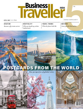 Business Traveller India April 2020