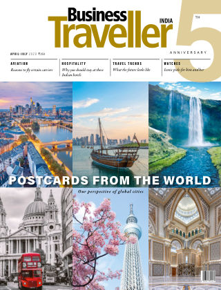 Business Traveller India May 2020