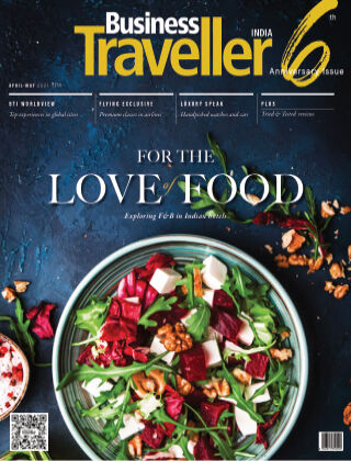 Business Traveller India April May 2021