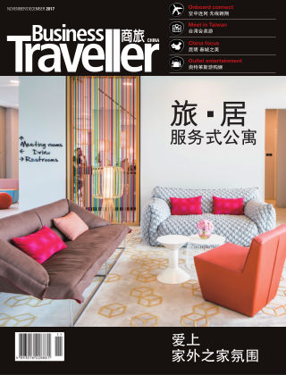 Business Traveller China Nov-Dec