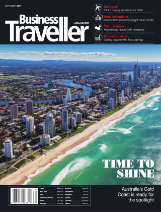 Business Traveller Asia Pacific September