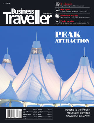 Business Traveller Asia Pacific October