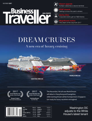 Business Traveller Asia Pacific November