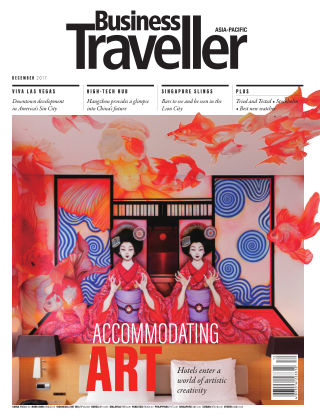 Business Traveller Asia Pacific December