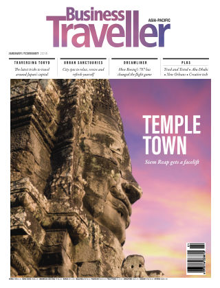 Business Traveller Asia Pacific JAN-FEB