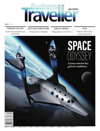 Business Traveller Asia Pacific April 2018