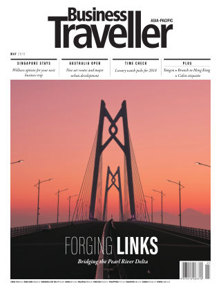 Business Traveller Asia Pacific May 2018