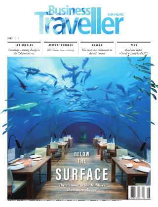 Business Traveller Asia Pacific June 2018