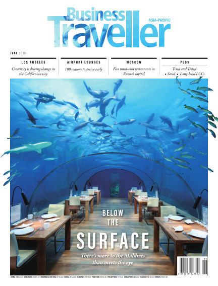 Business Traveller Asia Pacific May 21, 2018 00:00