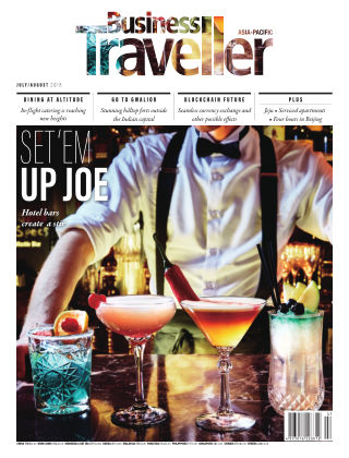 Business Traveller Asia Pacific JulyAugust 2018