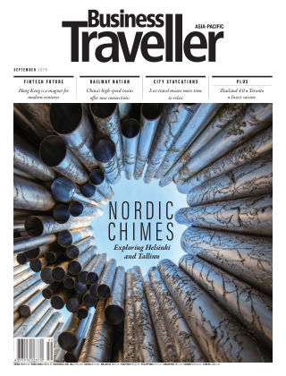 Business Traveller Asia Pacific September 2018