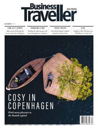 Business Traveller Asia Pacific Dec 2018