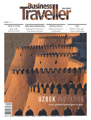 Business Traveller Asia Pacific Mar 2019