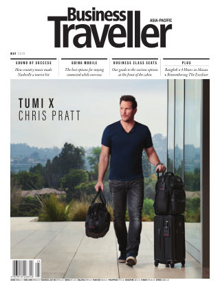 Business Traveller Asia Pacific May 2019