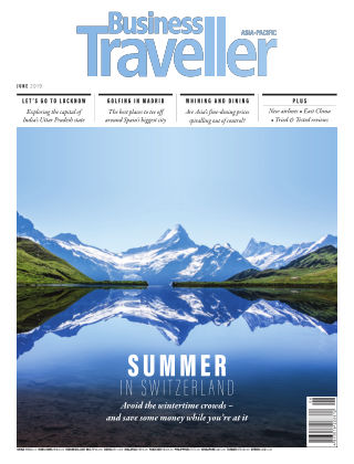 Business Traveller Asia Pacific June 2019